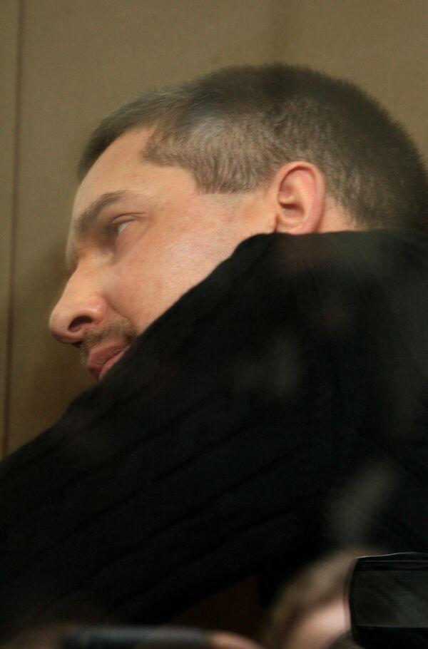 Предварительные слушания по делу Дениса Евсюкова в Мосгорсуде. Архив