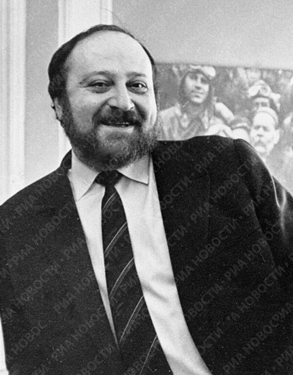 Писатель Георгий Вайнер