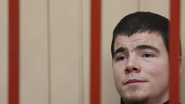Никита Тихонов, обвиняемый в убийстве адвоката Станислава Маркелова и журналистки Анастасии Бабуровой. Архивное фото