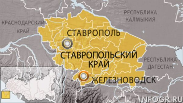 Железноводск, Ставропольский край