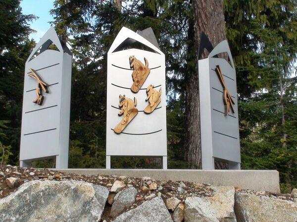 Гора Сайпресс - на Олимпийских играх-2010 здесь пройдут соревнования по сноуборду и фристайлу