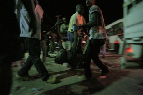 Последствия землетрясения на Гаити