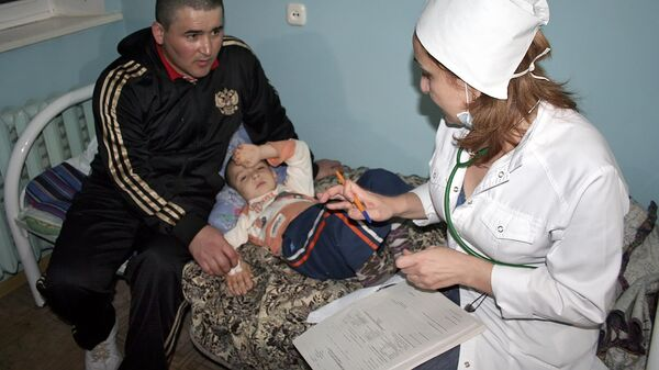 Более 30 детей из детсада в Каспийске госпитализированы с подозрением на отравление