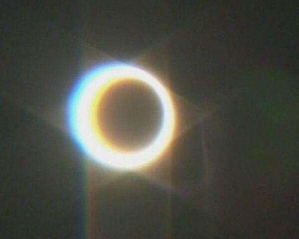 Африканцы увидели самое длинное солнечное затмение тысячелетия