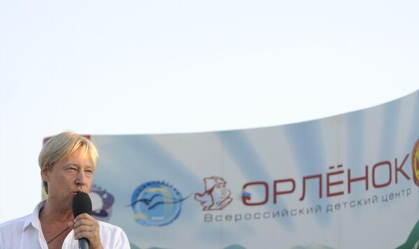 Народный артист России Дмитрий Харатьян