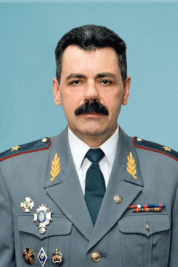 Начальник УВД по Томской области Виктор Гречман