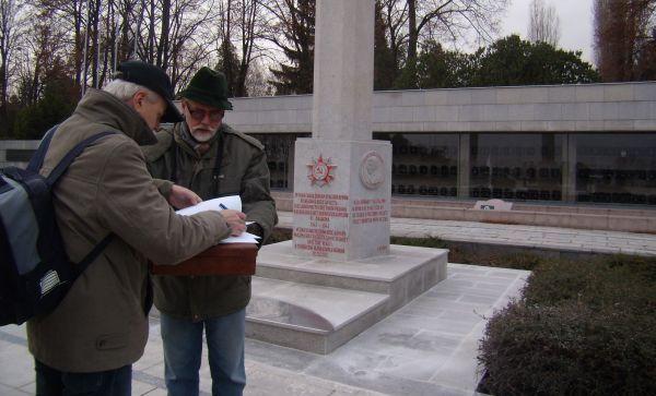 Памятник советским воинам-освободителям в Кралово поле (Брно, Чехия). Архивное фото