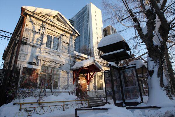 Суд приостановил работу Коляда-театра в Екатеринбурге