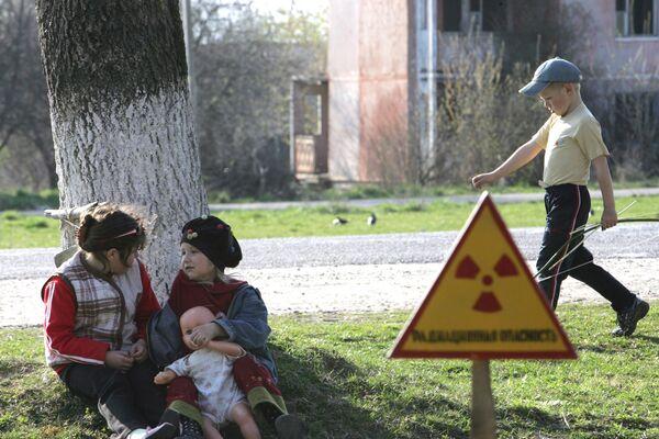 Чернобыль наших дней: зона отчуждения вокруг АЭС