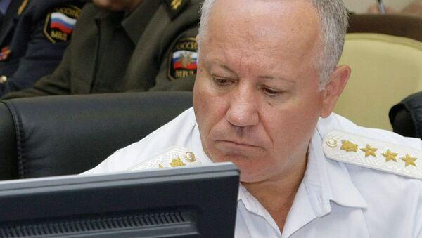 Заместитель генерального прокурора РФ Иван Сыдорук. Архивное фото