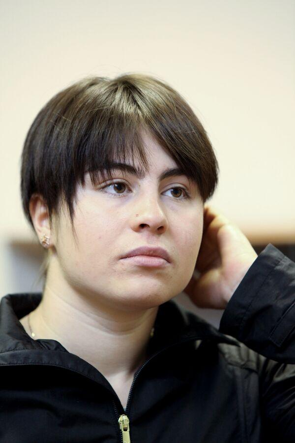 Екатерина Тудегешева