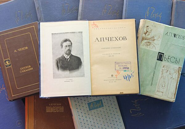 Книги Антона Павловича Чехова