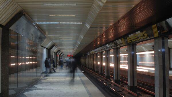 Станции Нижегородского метрополитена