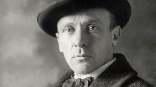 Русский советский писатель Михаил Афанасьевич Булгаков
