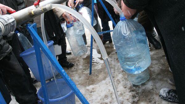 Проблемы с водоснабжением в Краснокамске