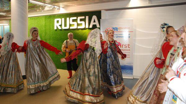 Танцы в Русском Доме в Ванкувере