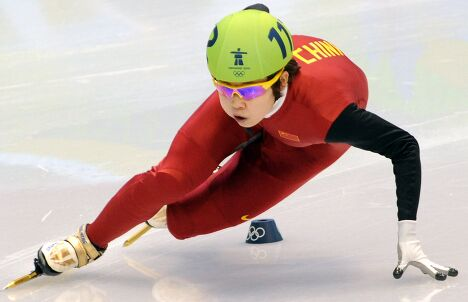 Олимпиада - 2010. Шорт-трек. Женщины. 500 м