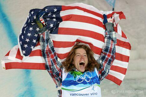 Олимпиада - 2010. Сноуборд. Хафпайп. Мужчины