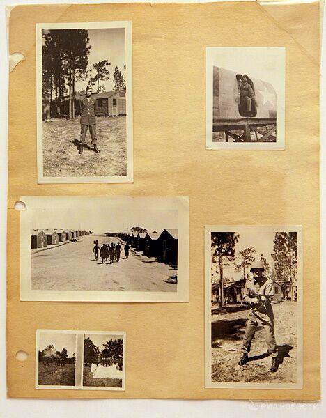 Фотографии Джозефа Байерли на выставке Герой двух наций
