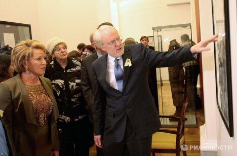 Открытие выставки Прыгун Джо Джозеф Р. Байерли: герой двух наций
