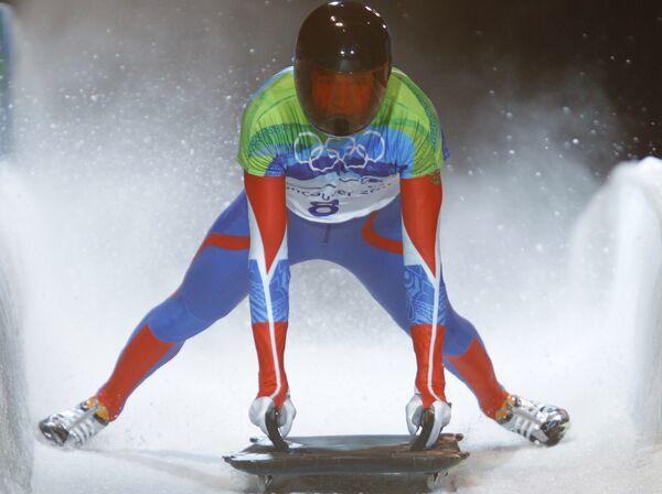 Олимпиада-2010. Скелетон. Мужчины
