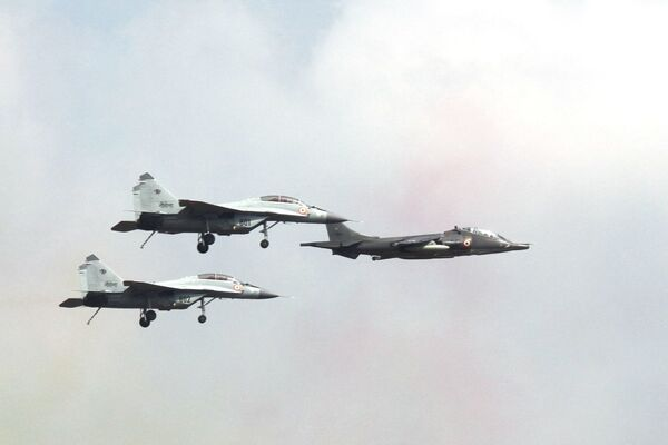 МиГ-29К. Архив