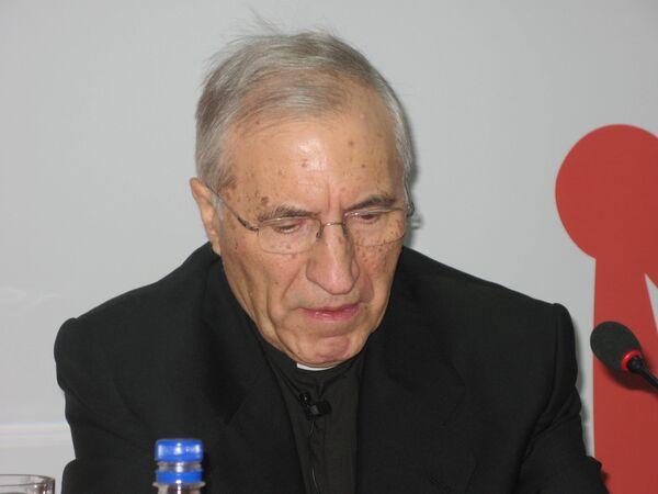 Кардинал Антонио Мариа Роуко Варела