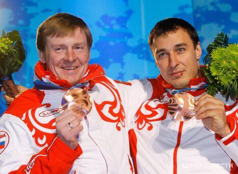 Олимпиада - 2010. Церемония награждения по итогам десятого дня