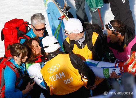 Олимпиада - 2010. Лыжный спорт. Женщины. Спринт. Финал
