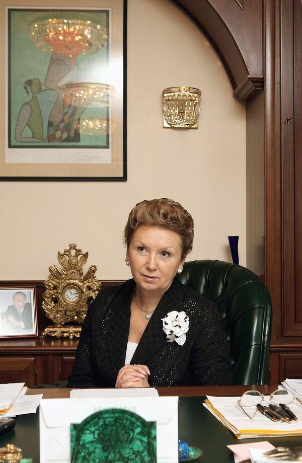 Татьяна Дмитриева. Архив