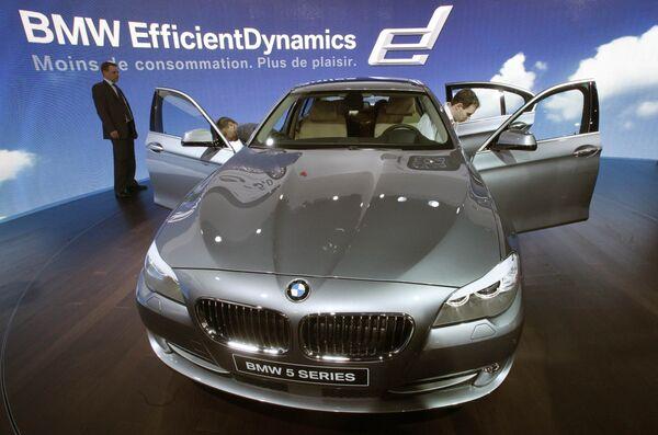 Яндекс оснастил автомобили BMW своими онлайн-сервисами
