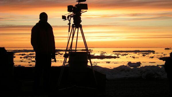 Съемки нового фильма Алексея Попогребского «Как я провел этим летом» (рабочее название Последний день)