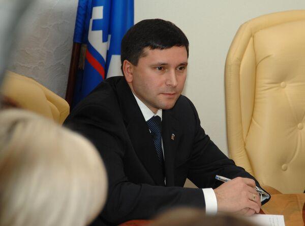 Дмитрий Кобылкин. Архив