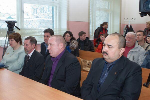 Суд над участниками спецоперации милиции в Благовещенске