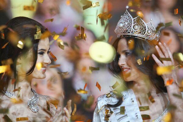 Финал конкурса красоты Мисс Россия-2010