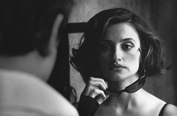 Фотография Питера Линдберга из сери «Вторжение. Кино»