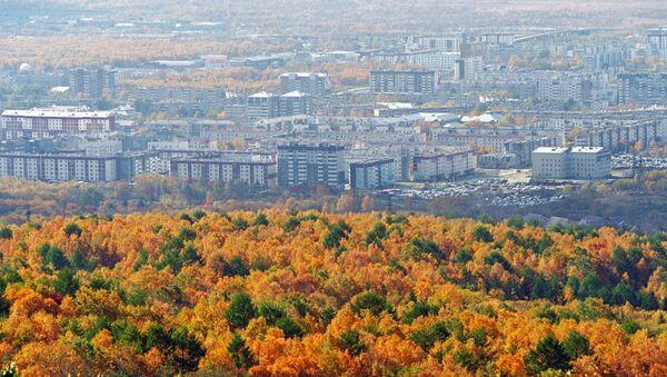 Южно-Сахалинск. Архив