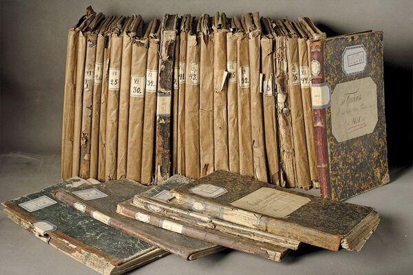 Архив Лейб-гвардии Атаманского полка