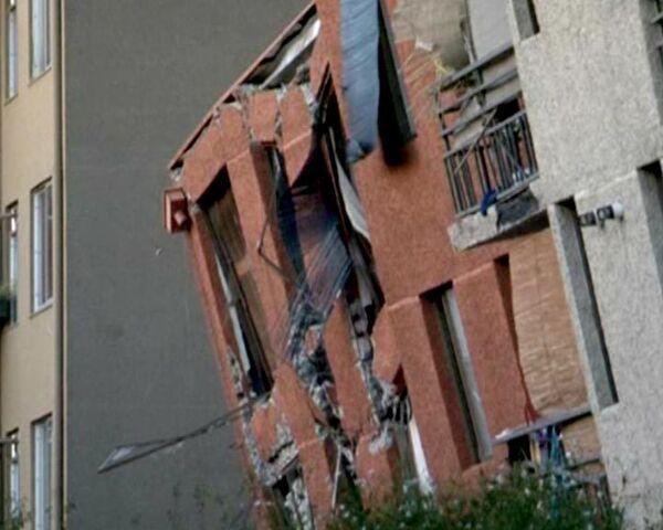 Пострадавшим от землетрясения в Чили негде жить
