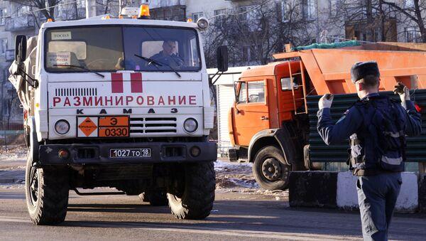 В Москве обнаружены снаряды времен ВОВ