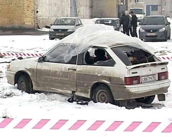 В результате нападения на инкассатаров под Курском выжил только водитель