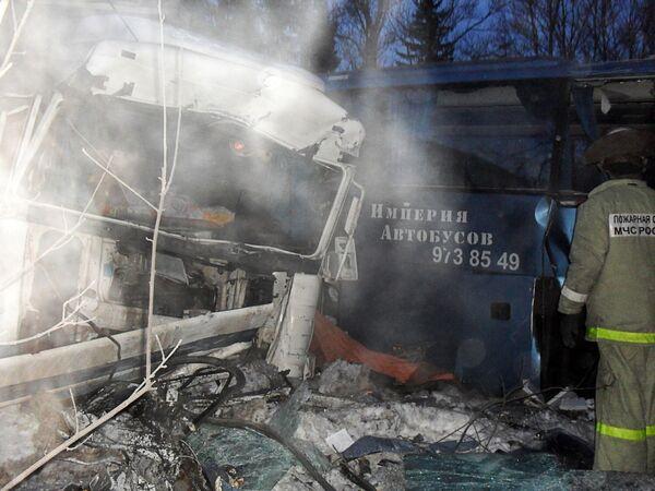 Автокатастрофа в Тверской области