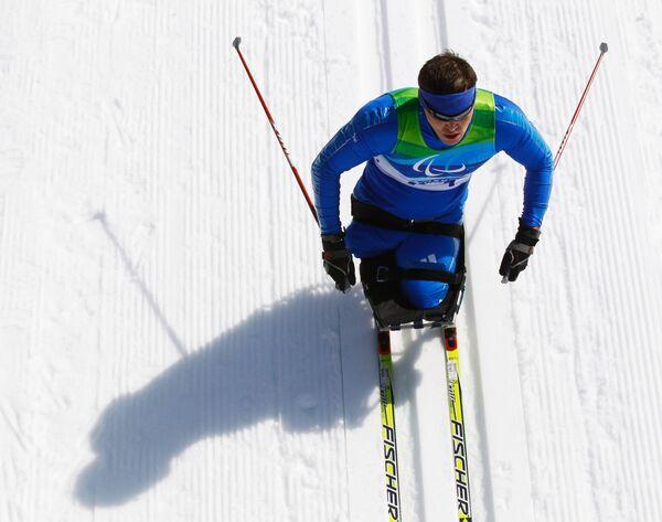 X зимние Паралимпийские игры. Лыжные гонки.
