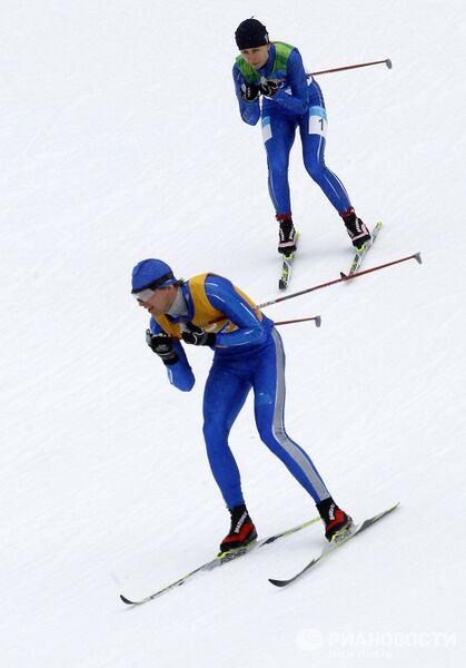 X Зимние Паралимпийские игры. Лыжные гонки. Женщины