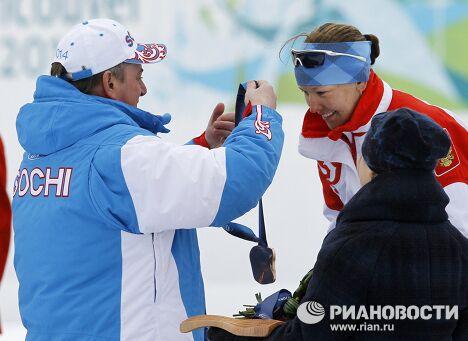 X Зимние Паралимпийские игры. Лыжные гонки