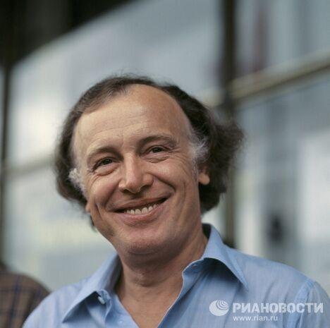 Народный артист СССР Иннокентий Михайлович Смоктуновский