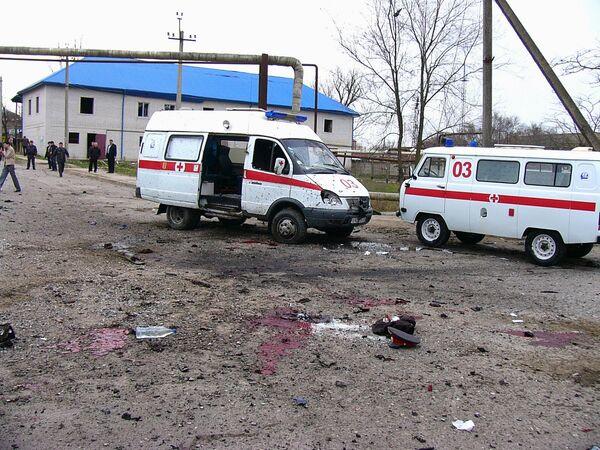 Теракт в Кизляре