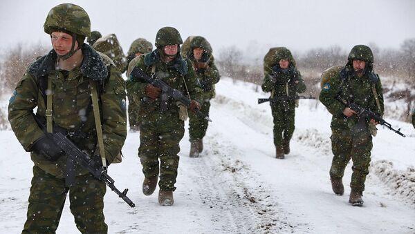 Прохождение службы солдатами-срочниками. Архив