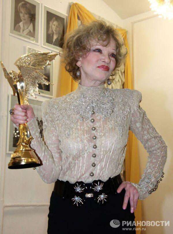 Вручение XXIII Национальной кинематографической премии Ника