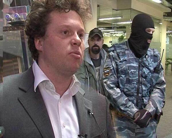 Полонский назвал обыск в Москва-Сити обыкновенным шоу